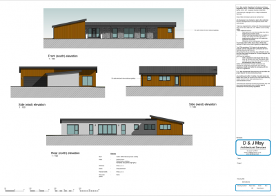 CombeMartin-Dwelling-Elevations
